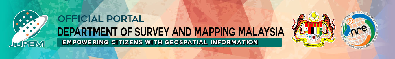 Department of Survey and Mapping Malaysia (JUPEM)