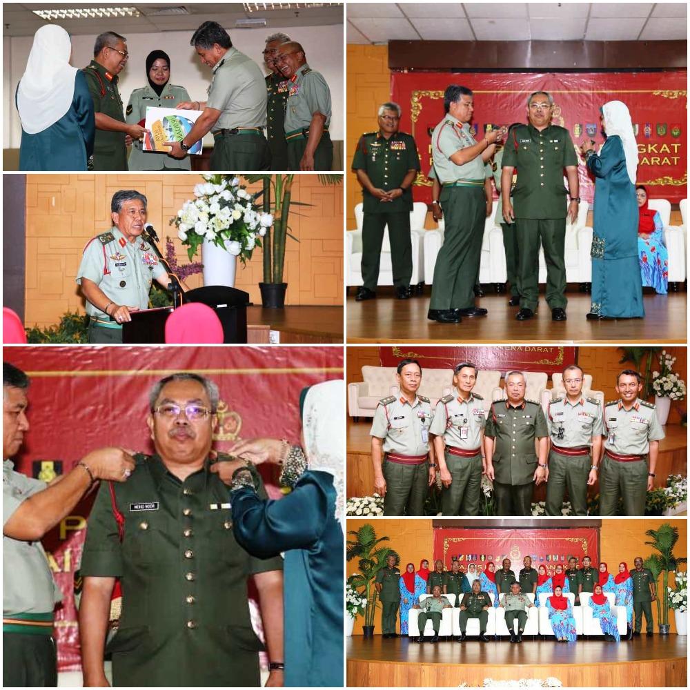 KPUP ditauliah Kolonel Kehormat Juruukur Angkatan Tentera